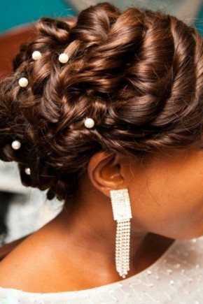 Cute wedding hairstyles 2015
