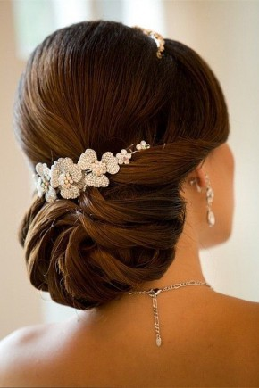 Jewel wedding hair accessories 2015