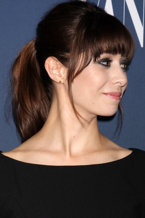 Freshen Up With Bangs Hairstyles 2015