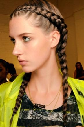 Long Braids Hairstyles 2015