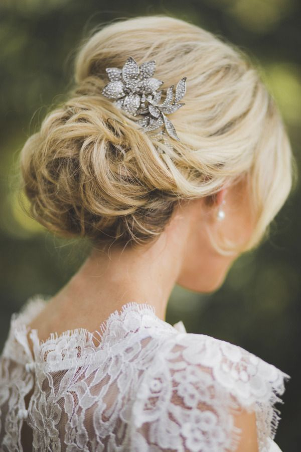 Excellent Exclusive Bridal Wedding Hairstyle