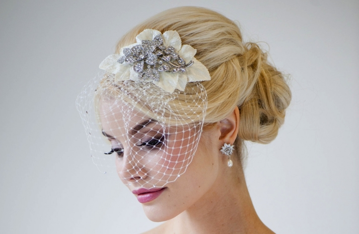 Pleasing Best Bridal Updo Hairstyles For Summer Weddings 2015 Hairstyles Hairstyles For Men Maxibearus