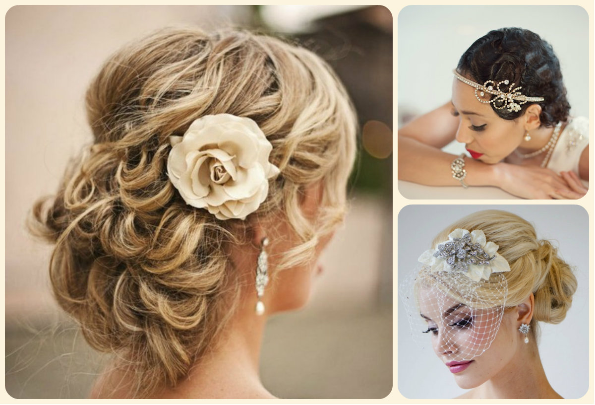 Bridal Updo hairstyles 2015 Summer