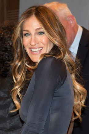 Sarah Jessica Parker Long Hairstyles 2015