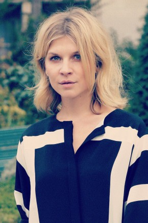Clémence Poésy blonde hair colors 2015
