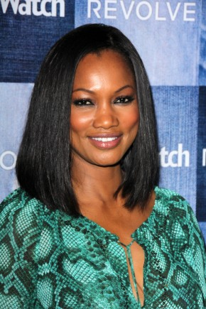 Garcelle Beauvais bob hairstyles 2015