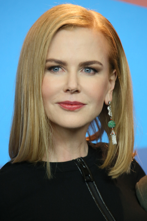 Nicole Kidman bob hairstyles for Spring Summer 2015
