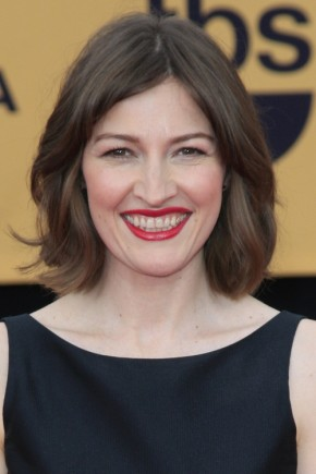 Kelly MacDonald bob hairstyles 2015