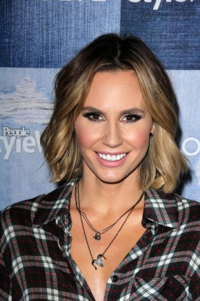 Keltie Knight bob hairstyles 2015