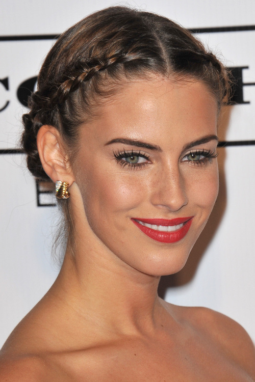 Fantastic Low Braided Bun Hairstyles Braids Hairstyle Inspiration Daily Dogsangcom