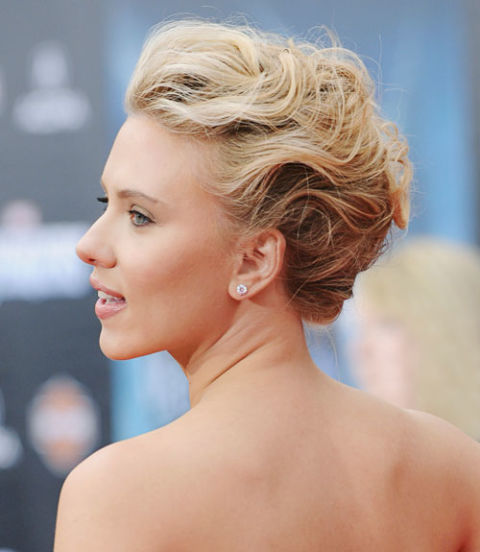 Cute Amp Easy Celebrity Updos 2015 Hairstyles 2017 Hair