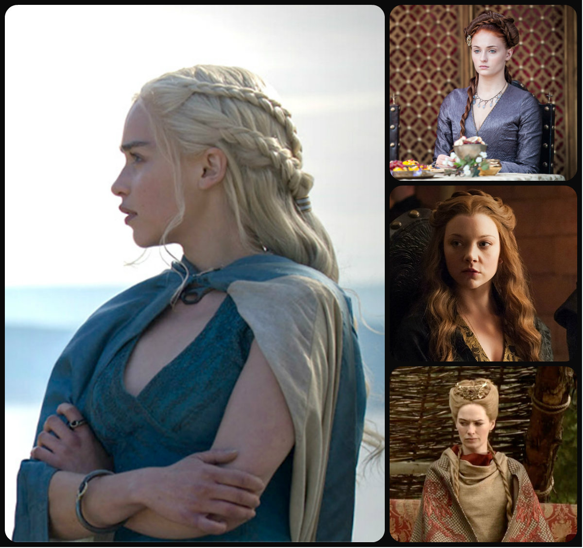 game of thrones braids hairstyles 2015