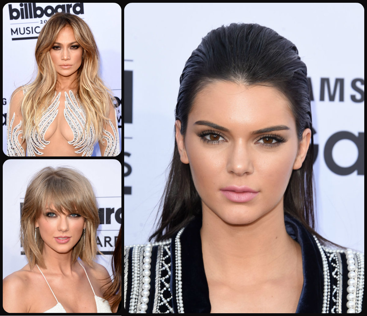 Billboard Music Awards 2015 Hairstyles