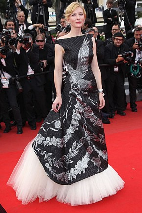 Celebrity hairstyles 63rd Cannes Film Festival