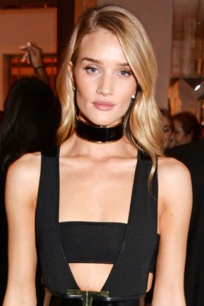 Rosie Huntington-Whiteley Hair Colors 2015 Summer