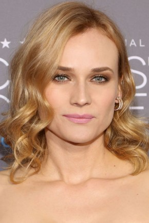 Diane Kruger Hair Colors 2015 Summer