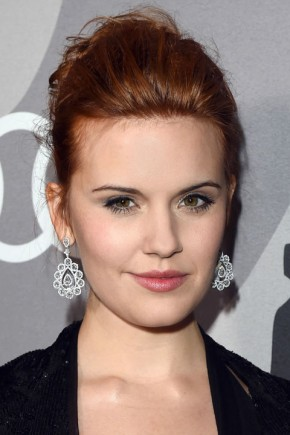 Maggie Grace Hair Colors 2015 Summer