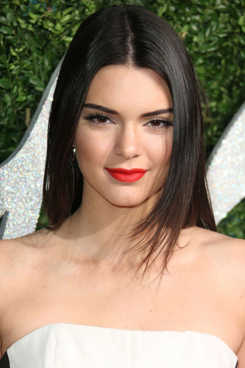 Kendall Jenner Hair Colors 2015 Summer
