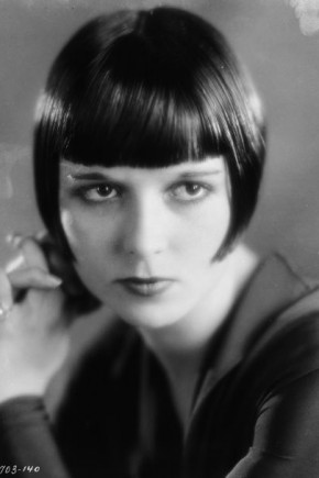 Louise Brooks Retro Hairstyles 2015
