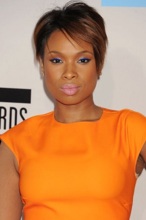 Jennifer Hudson Retro Hairstyles 2015