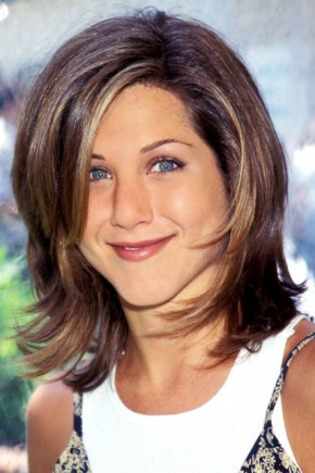 Jennifer Aniston Retro Hairstyles 2015