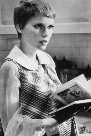 Mia Farrow Retro Hairstyles 2015
