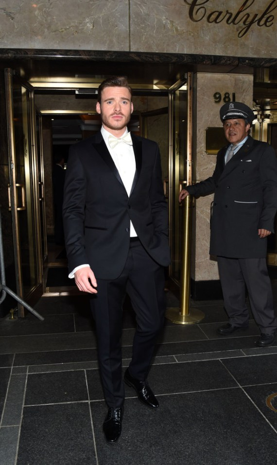 Richard Madden Met Gala 2015 Mens Hairstyles