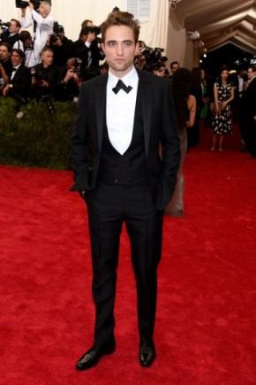 Robert Pattinson Met Gala 2015 Mens Hairstyles