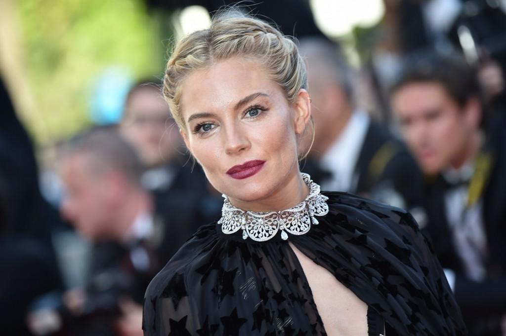 Sienna Miller hairstyles 2015 Cannes