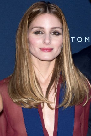 Olivia Palermo celebrity summer hairstyles 2015