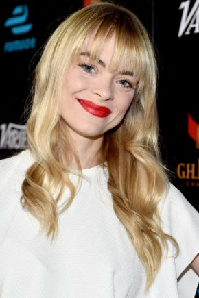 Jaime King celebrity summer hairstyles 2015