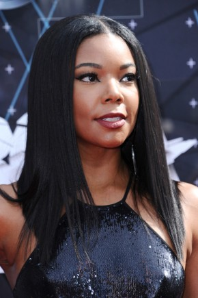 Gabrielle Union BET awards 2015 hairstyles