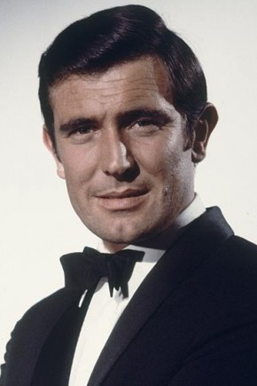 George Lazenby Mens Hairstyles from James Bond