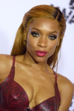 Lil Mama BET awards 2015 hairstyles