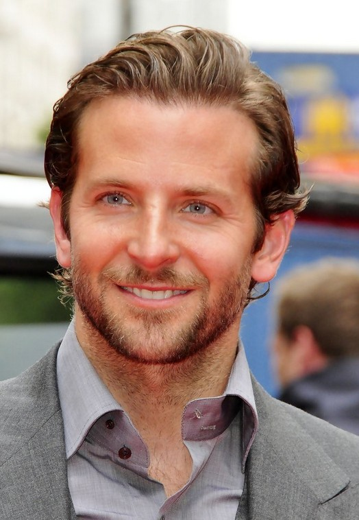 Bradley Cooper Mens Hairstyles Summer Fall 2015