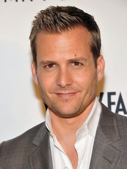 Gabriel Macht Mens Hairstyles Summer Fall 2015