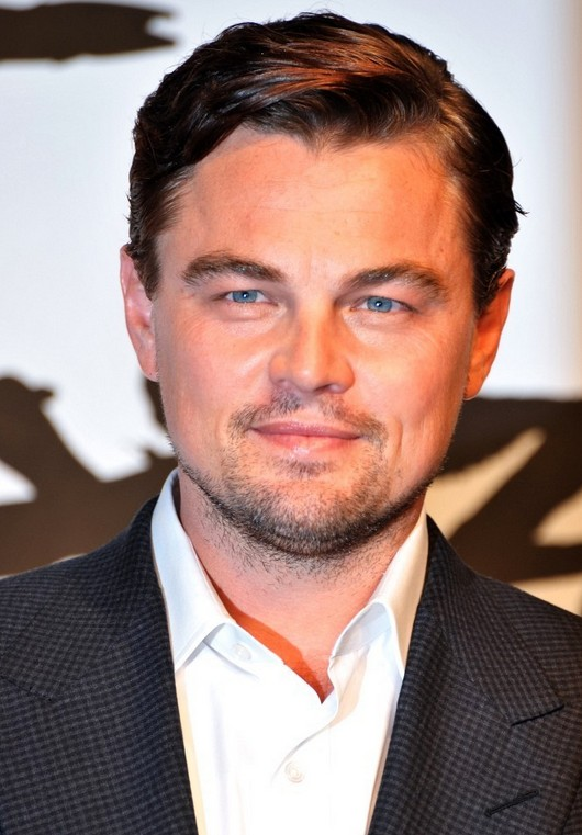 Leonardo Di Caprio Mens Hairstyles Summer Fall 2015