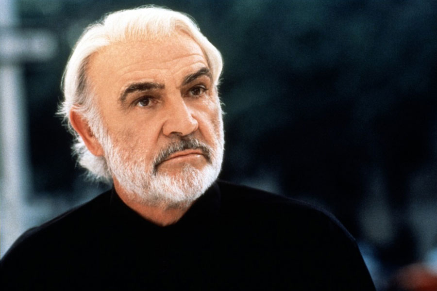 Sean Connery mens hairstyles