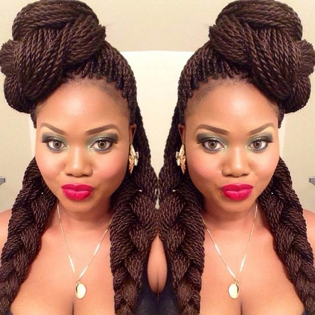 Luxury Senegalese Twist Twist Twist Hair