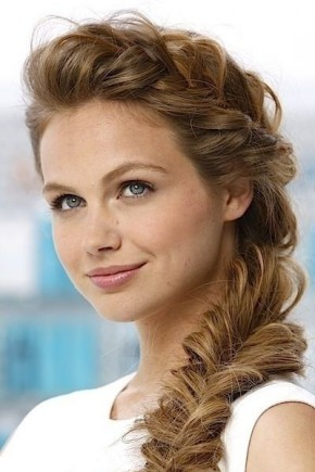 Cute Side Braids 2015