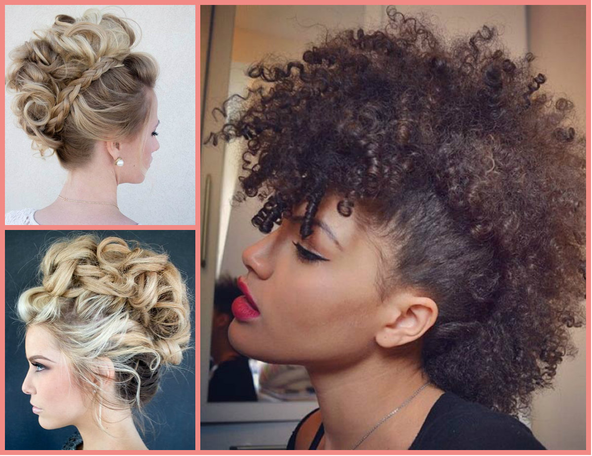 Statement Mohawk Hairstyles 2015