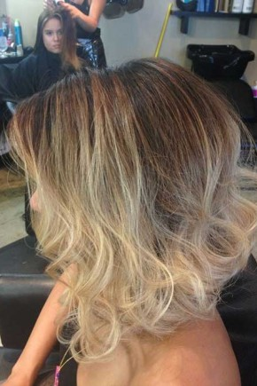 Blonde Ombre Hair Colors 2015