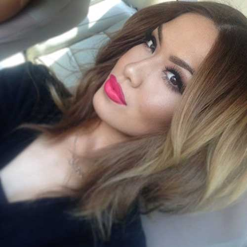 Soft Summer Ombre Hair Colors 2015