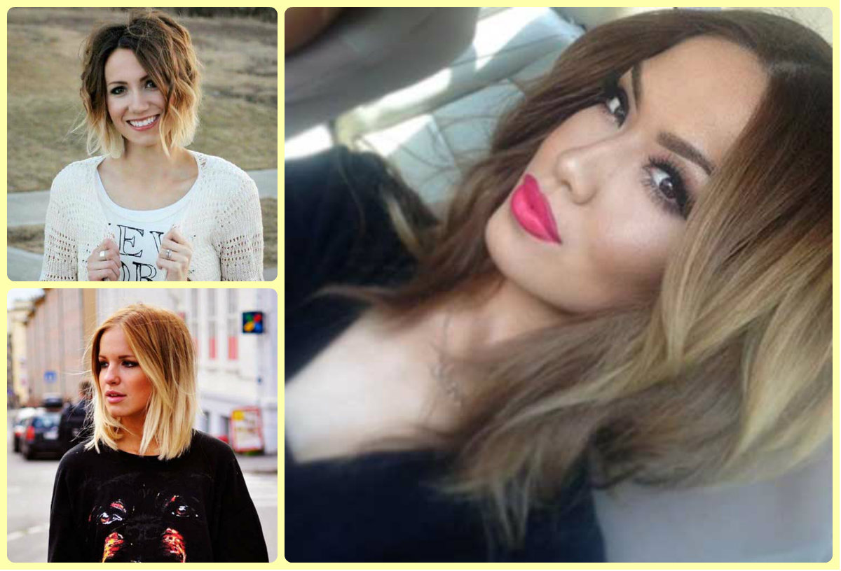 Summer Ombre Hair Colors 2015