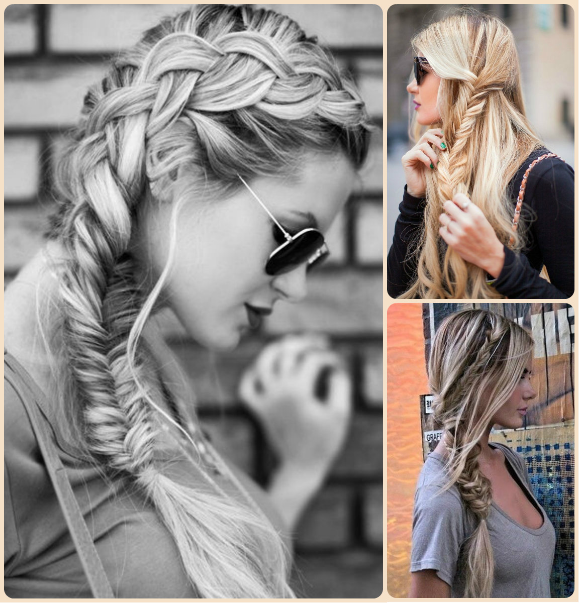 Summer Side Braids 2015