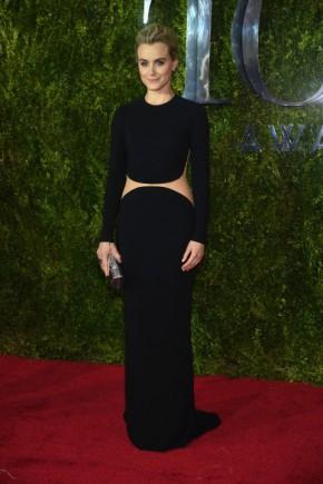 Taylor Schilling Tony Awards 2015 Celebrity Hairstyles