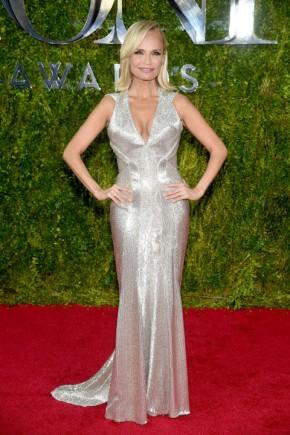 Kristin Chenoweth Tony Awards 2015 Celebrity Hairstyles