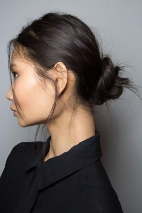 Updo hairstyles for fall 2015 at Marissa Webb