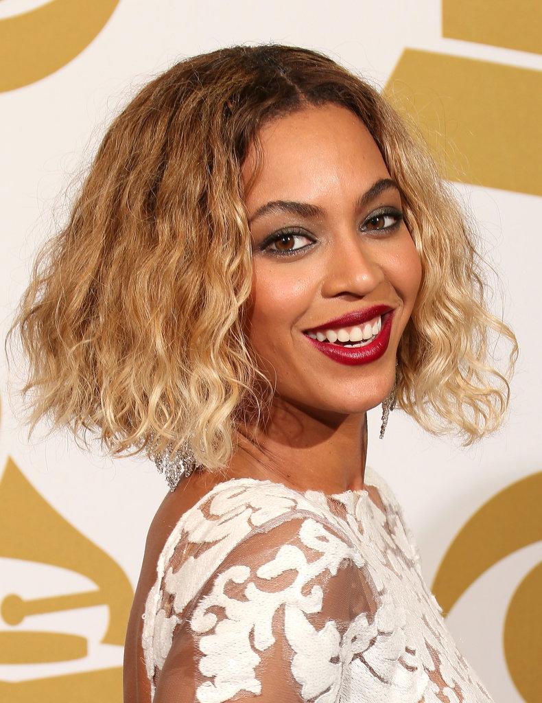 Beyonce beach waves hair 2015