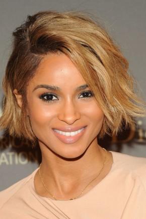 Ciara beach waves hair 2015